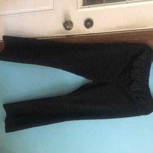 Liz Lange maternity dress pants